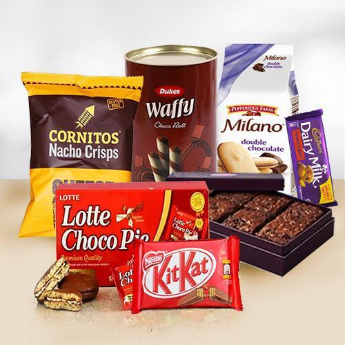 Marvelous Chocolate Treat Hamper