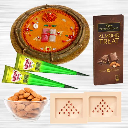 Remarkable Karwa Chauth Gift for Bahu