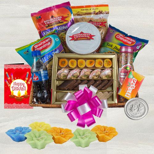 Remarkable Sweets N Snacks Diwali Gift Hamper