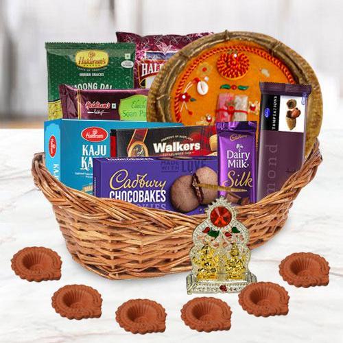 Delightful Assortments Gift Hamper for Diwali