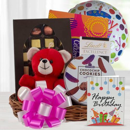 Exclusive Chocos n Assortments Gift Hamper
