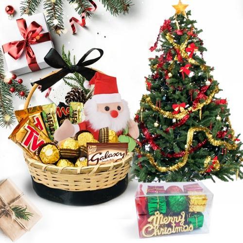 Exclusive Chocolate Gift Basket