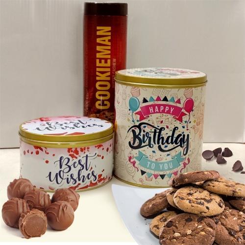 Tasty Imported Cookies N Handmade Chocos