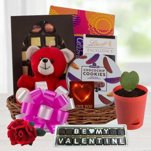 Outstanding Be My Valentine Gift Hamper