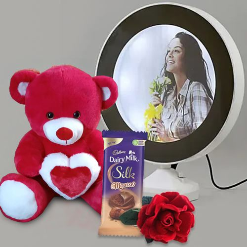 Impressive Be My Valentine Gift Hamper