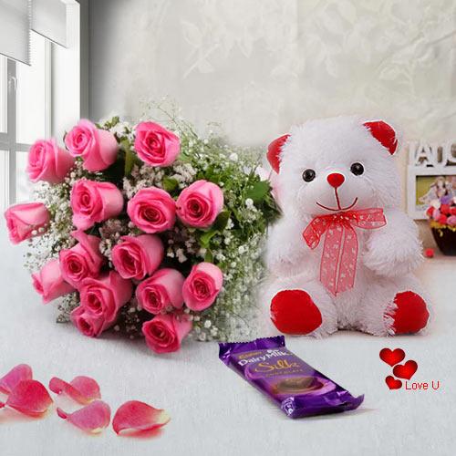 Earnest Intimacy Valentine Combo