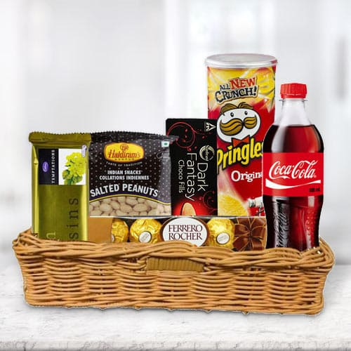 Marvelous Gift Hamper of Gourmets
