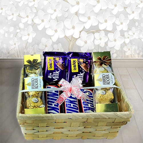Sweet Seduction Chocolate Treat Hamper
