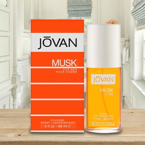 Exclusive Jovan Musk Cologne for Men