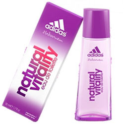 Natural Perfume Magic of Adidas Natural Vitality EDT for Women