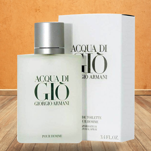 Superb Men Special Aqua Di Gio Armani Perfume 50 ml.