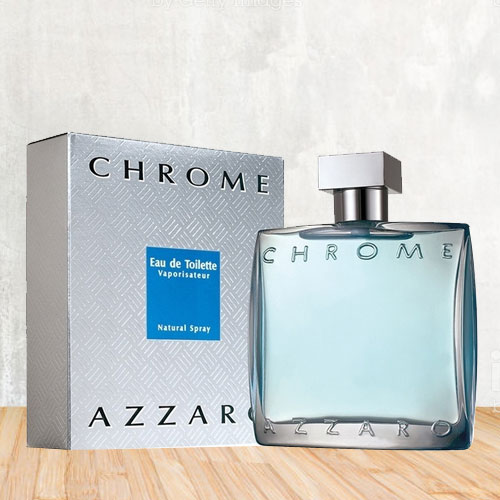 Charm of Perfume Eau de Toilette 100 ml Perfume for Men by Azzaro Chrome