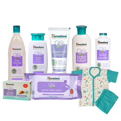 Stunning Baby Care Gift Items from Himalaya