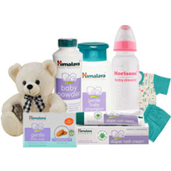 Marvelous Himalaya Baby Care Gift Hamper