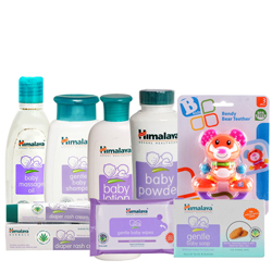 Marvelous Baby Care Items from Johnson
