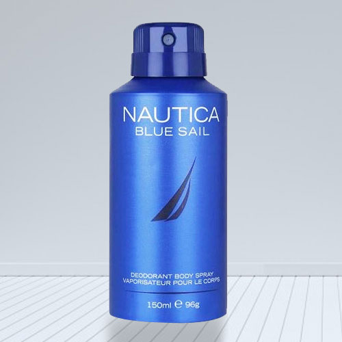 Robust Looking Nautica Blue Deodorant