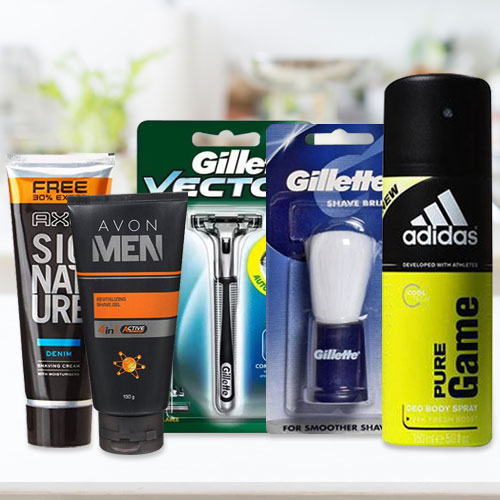 Refreshing Men's Combo Kit