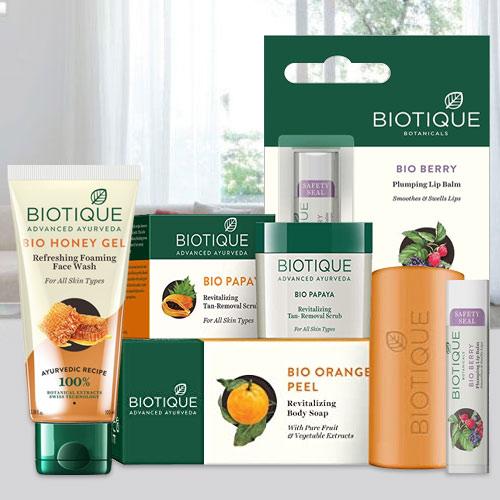 Wonderful Gift Hamper from Biotique for Women