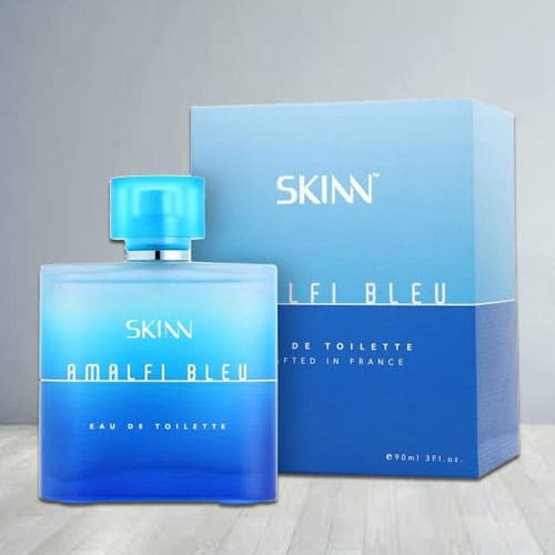 Marvelous Amalfi Bleu by Titan Skinn for Men