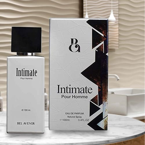 Aroma Magic with Bel Avenir Intimate Men Perfume