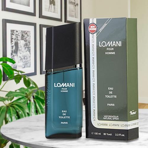 Exclusive Lomani Pour Homme Perfume for Men