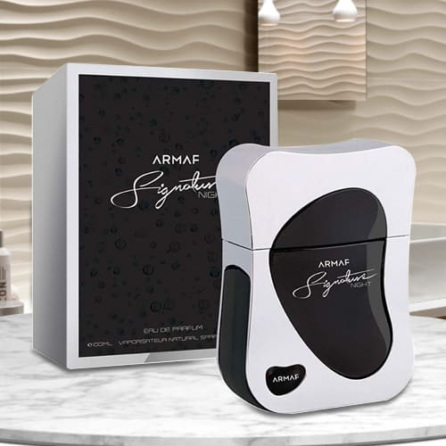 Pleasureful Armaf Signature Night Perfume For Men<br>