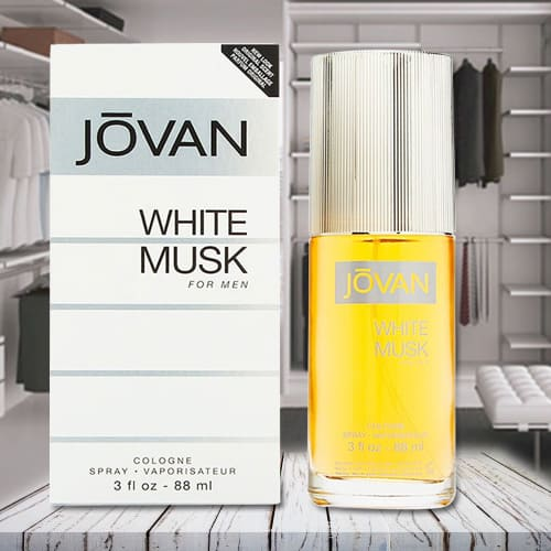Remarkable Jovan White Musk Cologne for Men