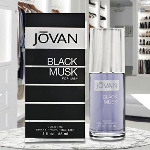 Special Jovan Black Musk Cologne for Men