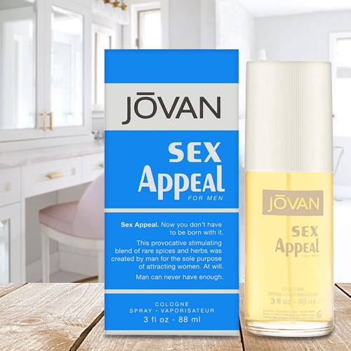 Marvelous Jovan Sex Appeal for Men