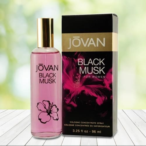 Original Jovan Black Musk Cologne for Women