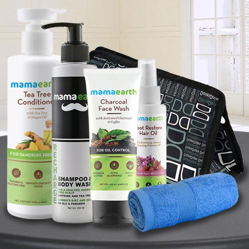Remarkable Mama Earths Care Hamper for Men