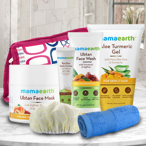 Wonderful Mama Earths Face Care Gift Hamper