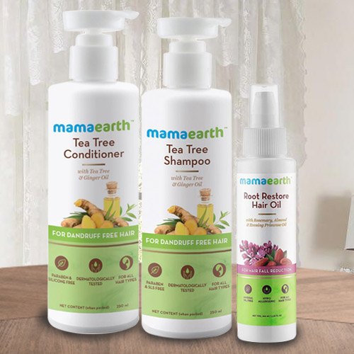 Remarkable Mama Earths Hair N Care Hamper