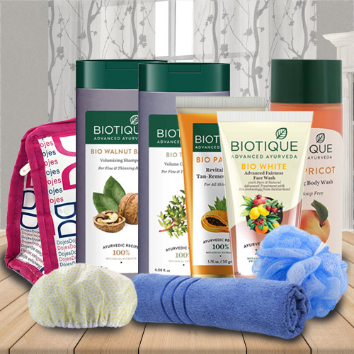 Amazing Biotique Skin Care Hamper