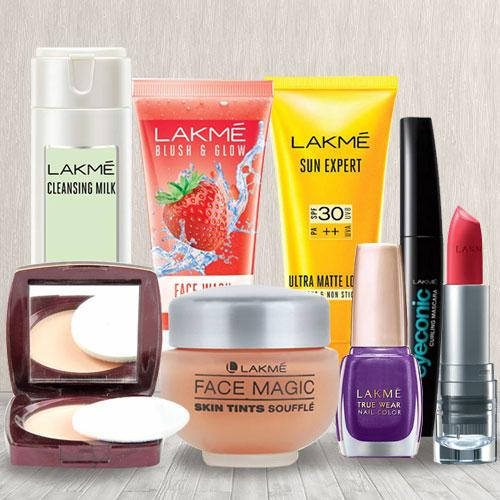 Wonderful Combo of Lakme Beauty Products
