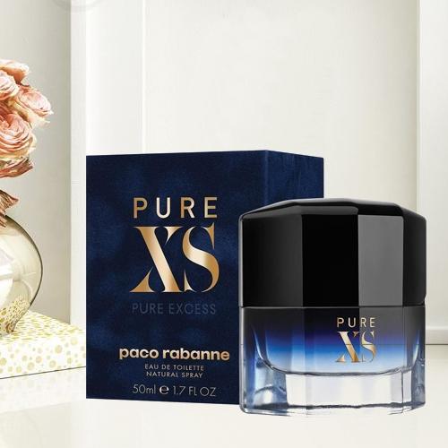 Exclusive Selection of Paco Rabanne Pure XS Eau de Toilette for Men