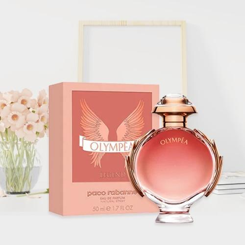 Lovely Paco Rabanne Olympea Eau De Perfume for Her