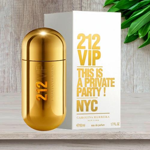 Sensational Gift of Carolina Herrera 212 VIP Eau De Perfume
