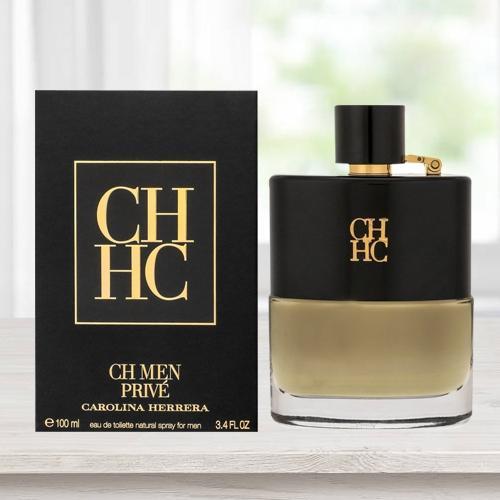 Lovely Present of Carolina Herrera CHT Prive Eau de Toilette for Men