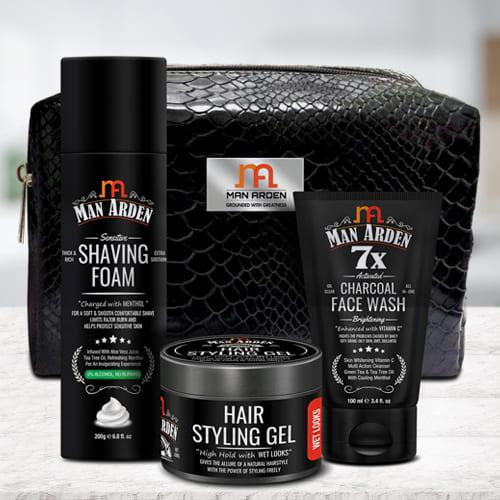 Popular Mens Grooming Kit from Man Arden