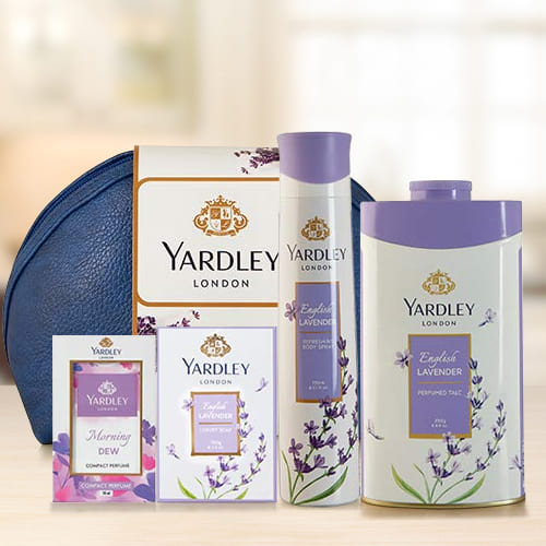 Appealing Fragrance Yardley English Lavender Gift Kit