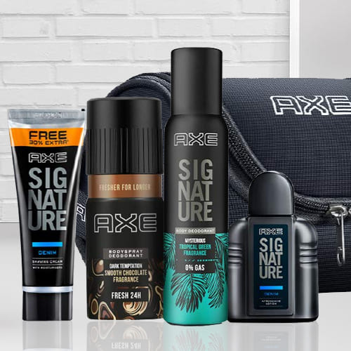 Special Axe Mens Grooming Kit for Dad