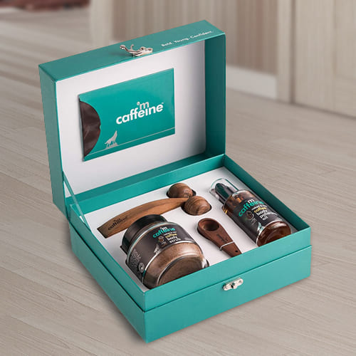 Exclusive Coffee De-stress Gift Kit