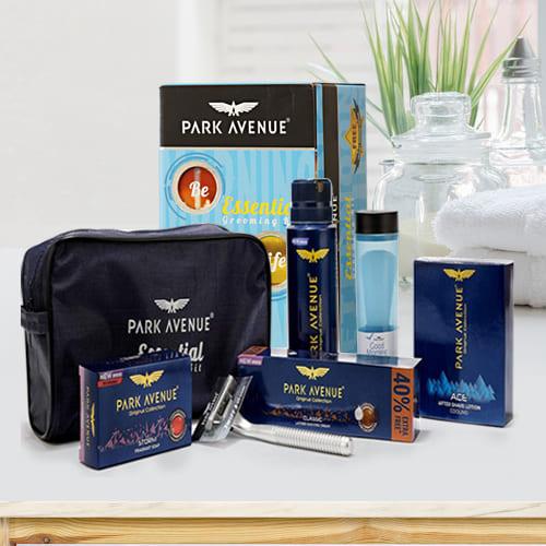 Look Better Park Avenue Mens Grooming Kit