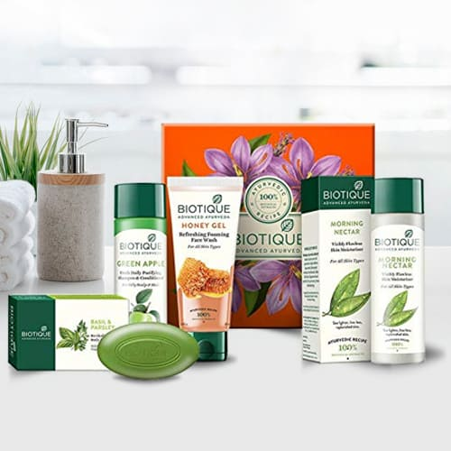 Amazing Biotique Bio Daily Care Regime Kit