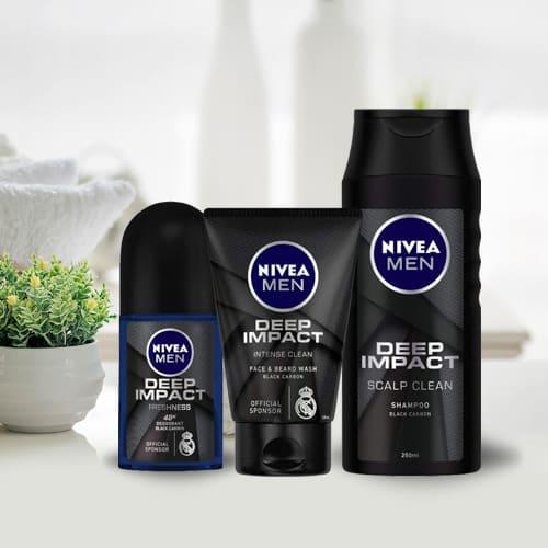 Remarkable Nivea Men Deep Impact Deodorant Roll On