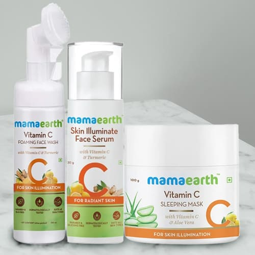 Remarkable Mamaearth Daily Routine Skin Care Kit