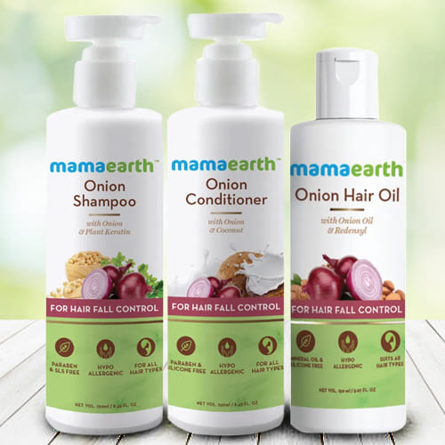 Outstanding Mamaearth Anti Hair Fall Gift Kit