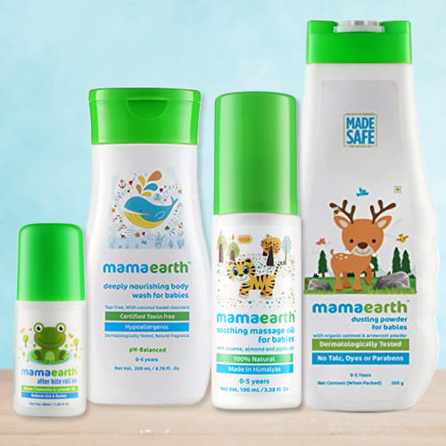 Soft Touch Mamaearth Baby Care Hamper