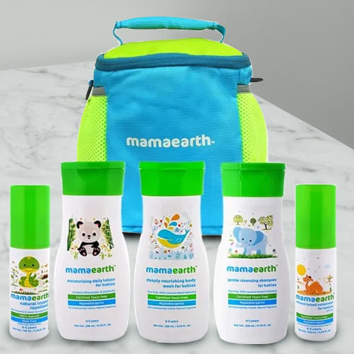 Remarkable Mamaearth Complete Baby Care Kit